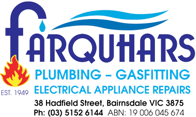 Farquhars Plumbing and Gas